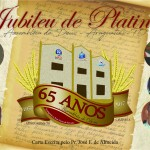 ARAGUATINS: Igreja Assembleia de Deus comemorará Jubileu de Platina com passeata e culto no grande templo central