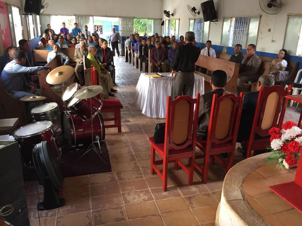 Reuniao da 4ª area em Vila Tocantins (1)