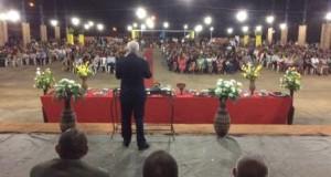 ARAGUATINS: Igreja Assembleia de Deus festejou Jubileu de Platina