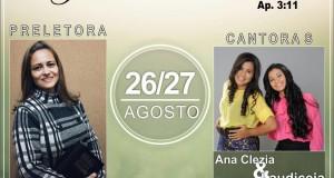 ARAGUATINS: União de Mocidade da Assembleia de Deus realizará o Jubileu de Pérolas