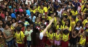 ARAGUATINS: Departamento infantil da Assembleia de Deus CIADSETA realizou neste final de semana o 20º UCADAT
