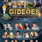 PALMAS: A Capital da Fé recebe à Extensão dos Gideões da Última Hora
