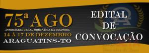 CIADSETA lança edital de convocação e cronograma da 75ª AGO em Araguatins