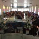 AXIXÁ: Pastores e esposas da 4ª área da CIADSETA se reuniram para a última confraternização do ano