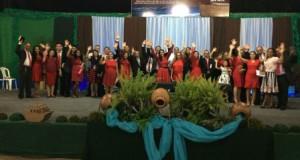 ARAGUATINS: Departamento da Família realizou 3º Congresso com a temática trazendo minha família para a Arca