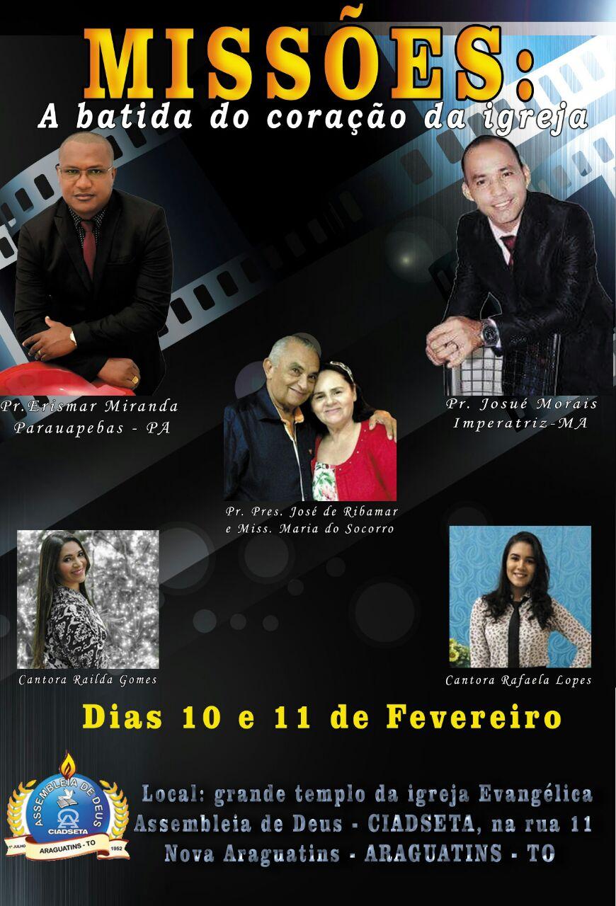Trabalho de Missoes na AD em Araguatins (1)