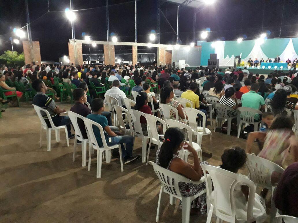 Trabalho de Missoes na AD em Araguatins (2)