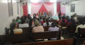 ARAGUATINS: Heroínas da Fé realizam encontro de Liderança Cristã