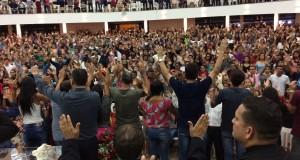 GUARAÍ: O XVII Congresso do COMADETINS acontece com muita graça, estilo e unção