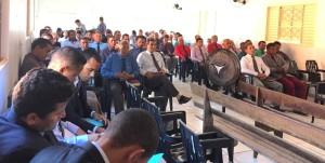 Reunião de pastores e famílias da 4ª área da CIADSETA, aconteceu neste sábado (28), em Macaúba