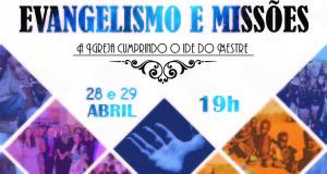 ARAGUATINS: UMADA e SEMADA realizarão Conferência Missionária
