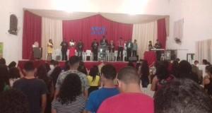 PRAIA NORTE: Assembleia de Deus recebe caravanas do Bico durante encontro da UMADEBIP