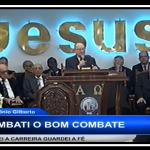 RIO DE JANEIRO: Velório do Pastor Antônio Gilberto é marcado pela presença de diversas autoridades