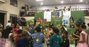 ARAGUATINS: Assembleia de Deus comemorou o aniversário do Pastor José Ribamar