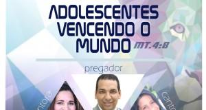 ARAGUATINS: Final de semana será marcado pela realização do 10º Congresso de Adolescentes da Assembleia de Deus