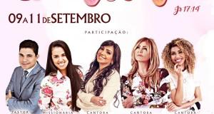 Assembleia de Deus CIADSETA em Palmas promoverá agora em setembro conferência de Mulheres