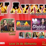 ARAGUATINS: Assembleia de Deus CIADSETA realizou o 4º Aviva Araguatins