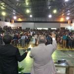 SÃO MIGUEL DO TOCANTINS: Juventude realiza Congresso que reúne milhares em festividade assembleiana