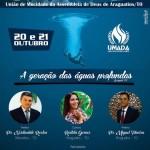 ARAGUATINS: 31º Congresso da UMADA acontece no final de semana no Templo Sede da CIADSETA