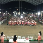 ARAGUATINS: Círculo de Oração Heroínas da Fé realiza grande congresso e vidas são impactadas
