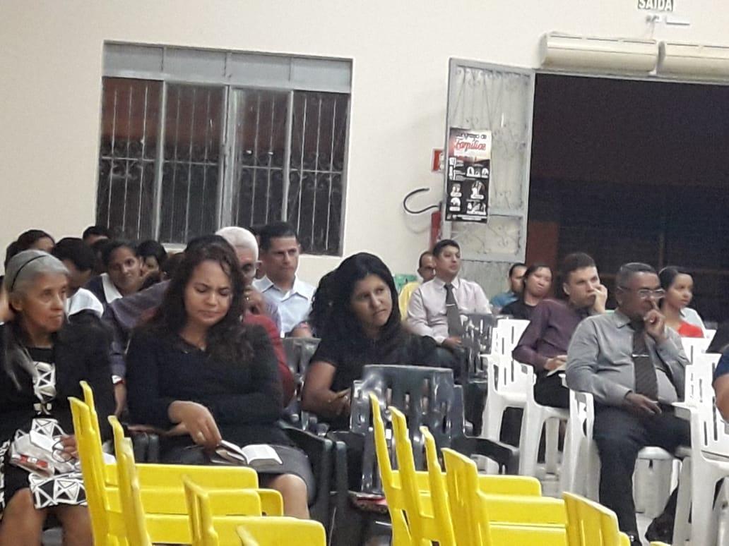 Reunião de ministério no templo central da AD (3)
