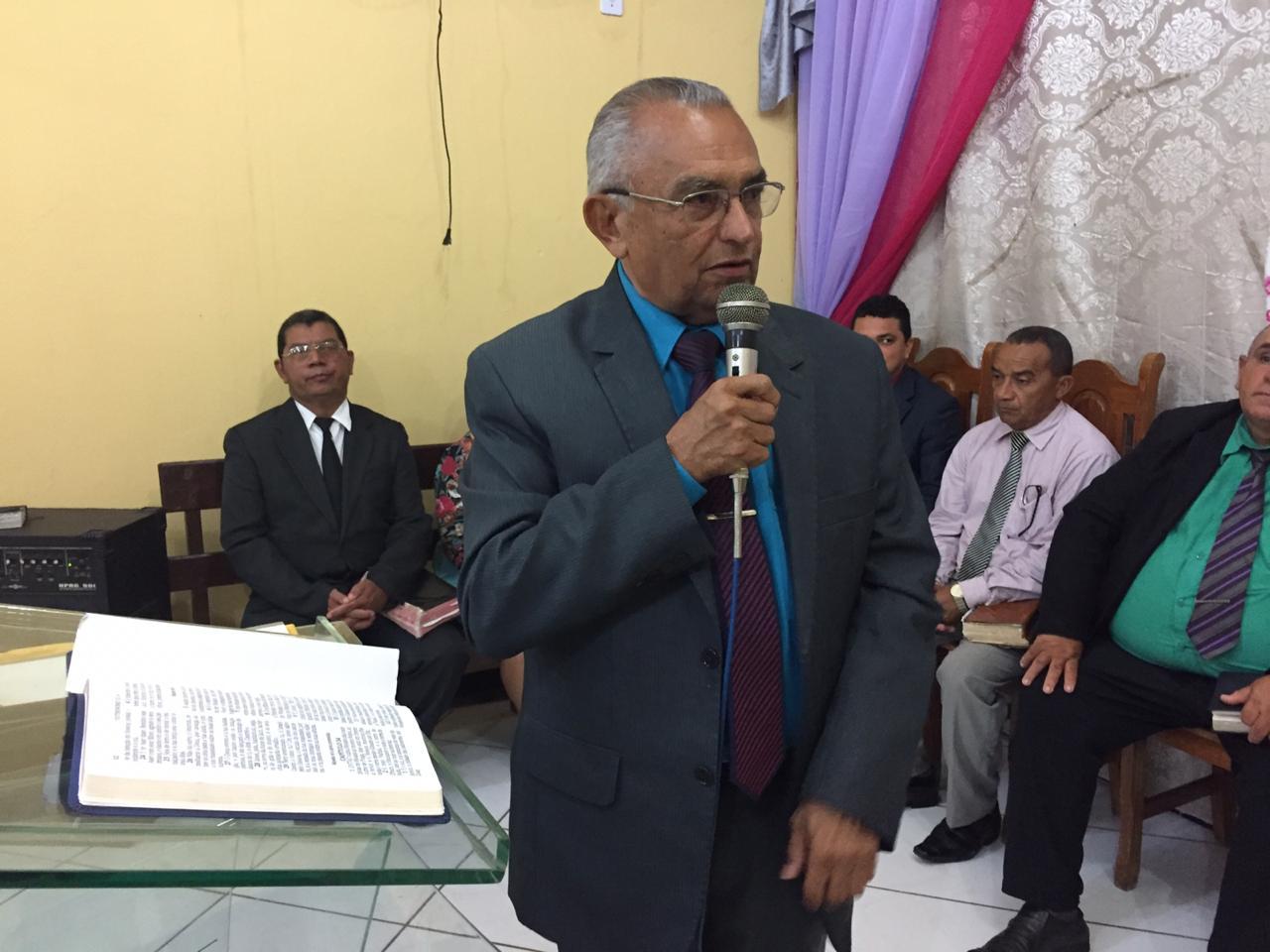 Culto de posse do pastor Romilson na Monte Moriá (3)