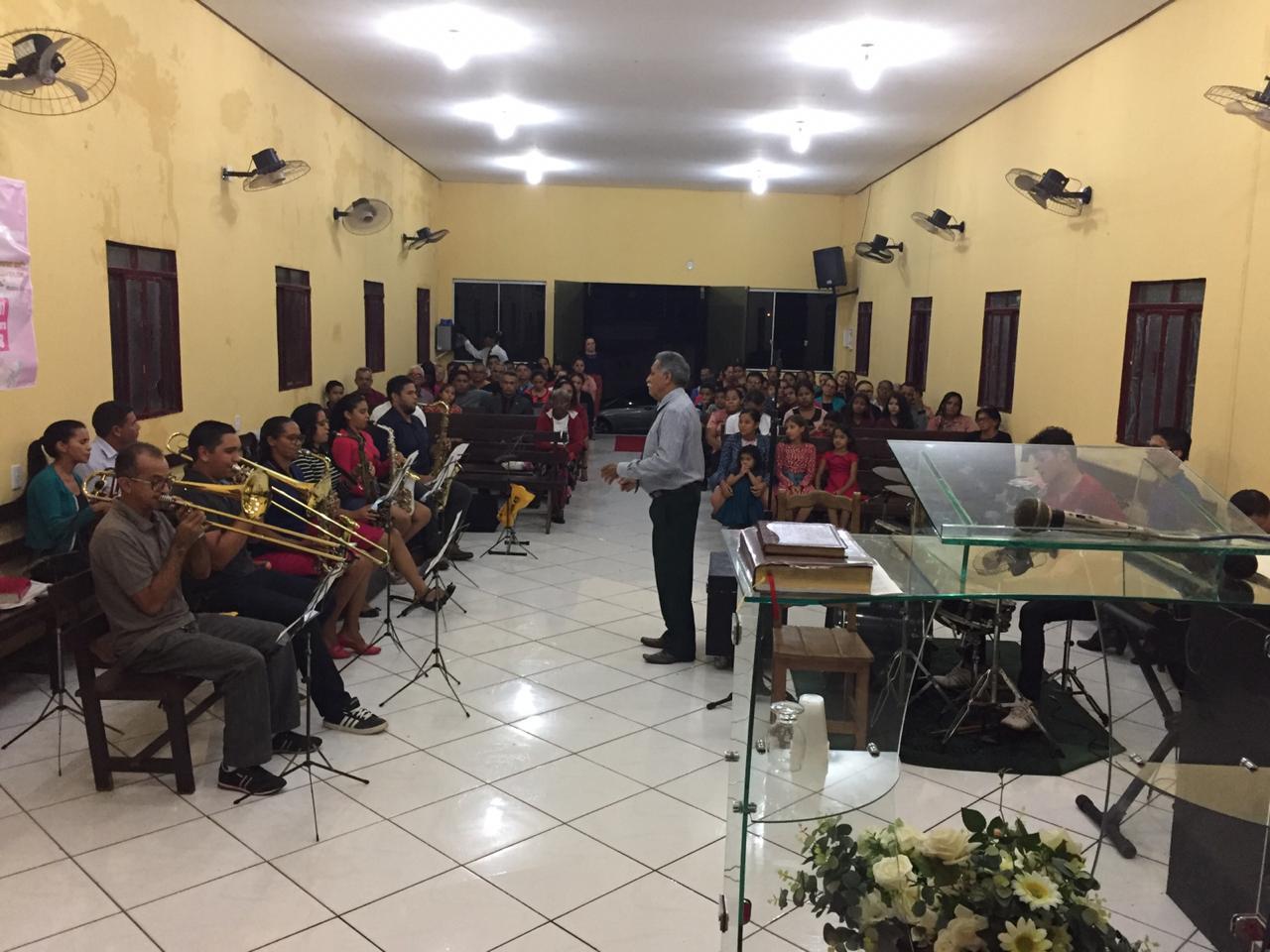 Culto de posse do pastor Romilson na Monte Moriá (4)