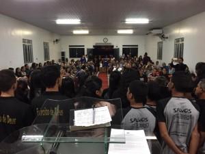 Posse do pastor Paulo Rocha na Monte Horebe (8)