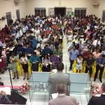 ARAGUATINS: Departamento da Família realiza evento com a presença do Pastor Bogea