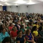 ARAGUATINS: Culto da virada reuniu centenas de fiéis, que receberam o ano novo na presença do Senhor
