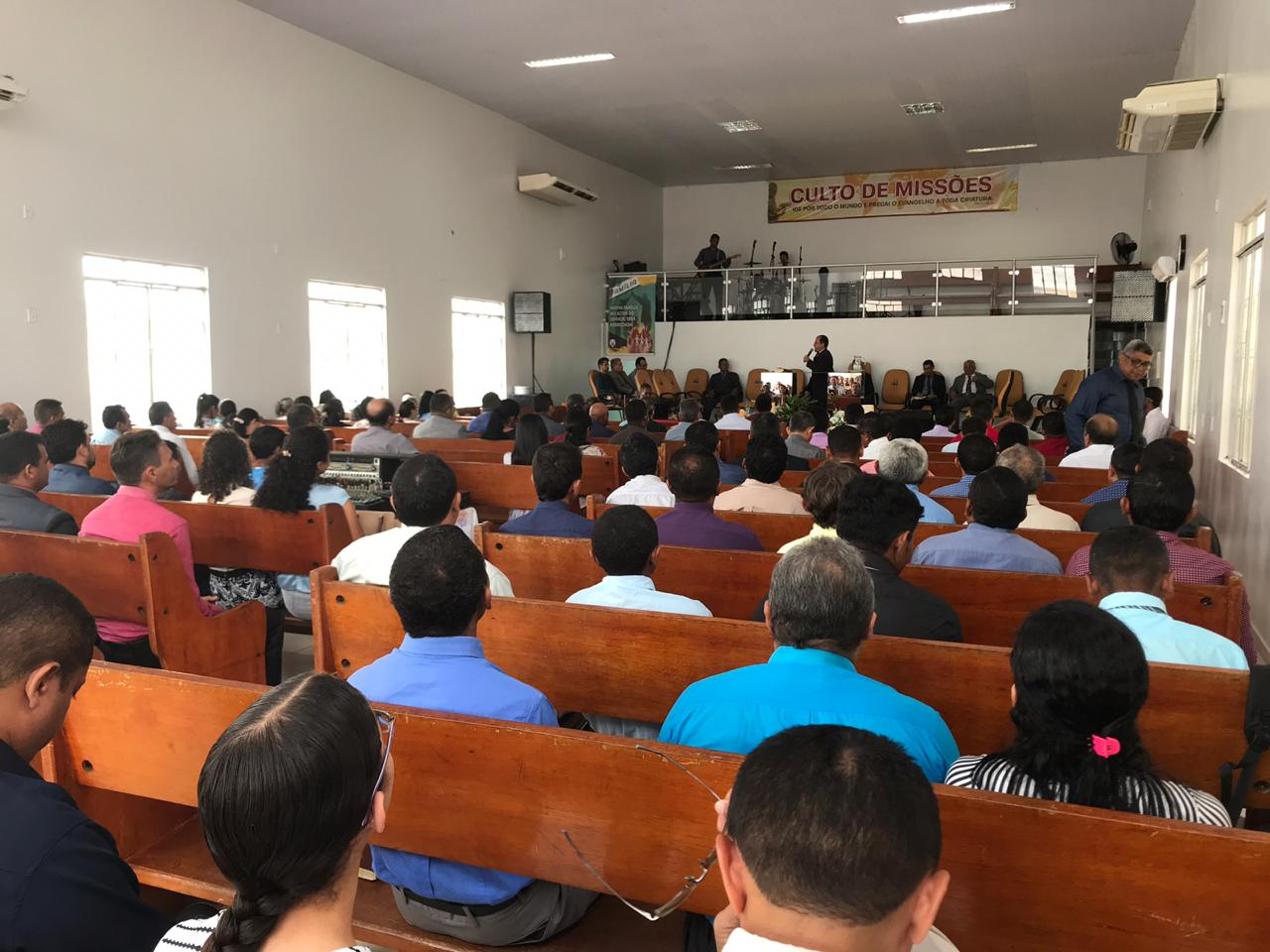 Reunião de pastores, esposa e filhos da Ciadseta em Augustinópolis2