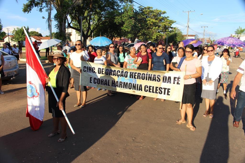 Dia do Evangelico em Araguatins (3)