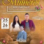 ARAGUATINS: Círculo de Oração Heroínas da Fé realizará seu 37º Congresso