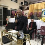ARAGUATINS: Pastor Hildo de Imperatriz (MA), ministra na reunião de obreiros da AD Ciadseta