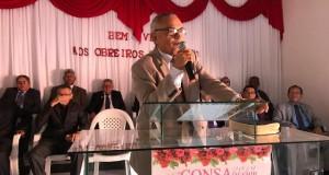 ARAGUATINS: Encontro de pastores e esposas da 4ª área da Ciadseta aconteceu nesse sábado (08), na Macaúba