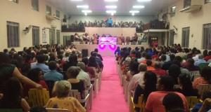 ARAGUATINS: AD Ciadseta comemora o 3° aniversário do vocal Ebenézer