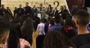 ITAGUATINS: Congresso da Juventude Assembleiana reuniu centenas de fiéis na região norte do Tocantins