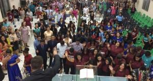 ARAGUATINS: Juventude Assembleiana realiza congresso e encerra atividades na gestão 2019