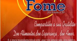 ARAGUATINS: Departamento da Assembleia de Deus realiza Campanha Natal Sem Fome