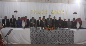 ARAGUATINS: Confira como foi a festa da virada na AD Ciadseta