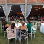 ARAGUATINS: Departamento do Círculo de Oração realizou o II Chá de Mulheres