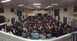 ARAGUATINS: Juventude Assembleiana realizou a festividade de abertura dos trabalhos da UMADEBIP 2020