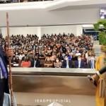RECIFE: Assembleia de Deus presta homenagem ao Pastor Presidente Ailton José Alves e comemora aniversário da Igreja