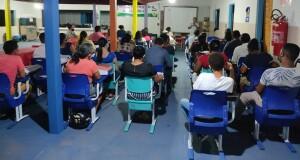 Assembleia de Deus por meio da Academia de Discípulos realiza aula inaugural